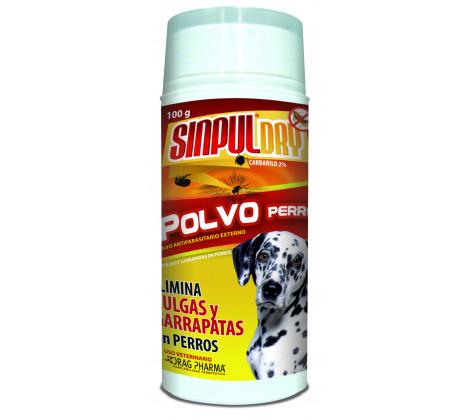SINPUL DRY PERRO  100 g