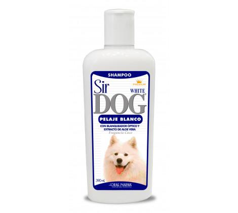 Sir Dog® White Shampoo para Perros