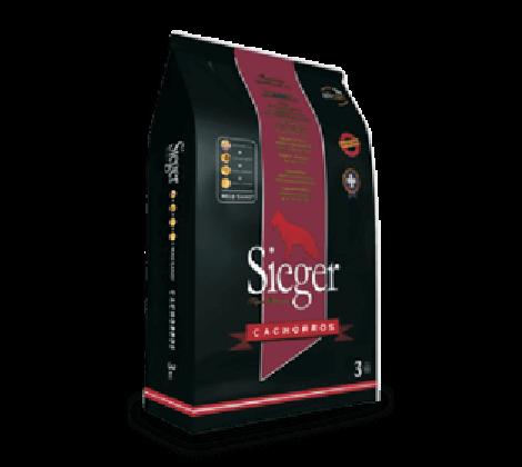 SIEGER CACHORRO X 3 Kg