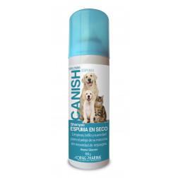 Canish® Shampoo Espuma en Seco Perros y Gatos