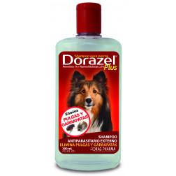 Dorazel® Plus Shampoo Anti Pulgas y Garrapatas