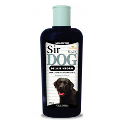 Sir Dog® Black Shampoo para Perros
