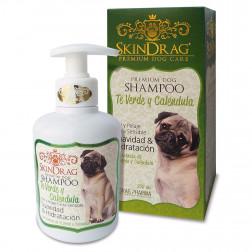 Skin Drag® Té Verde y Caléndula