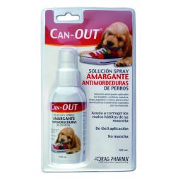 Can Out® Solución Antimordisqueos