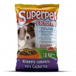 SUPER PET CACHORRO X 18 kg