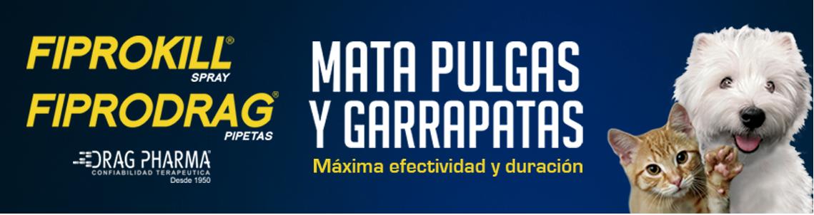 Mata Pulgas y Garrapatas - Máxima Efectividad